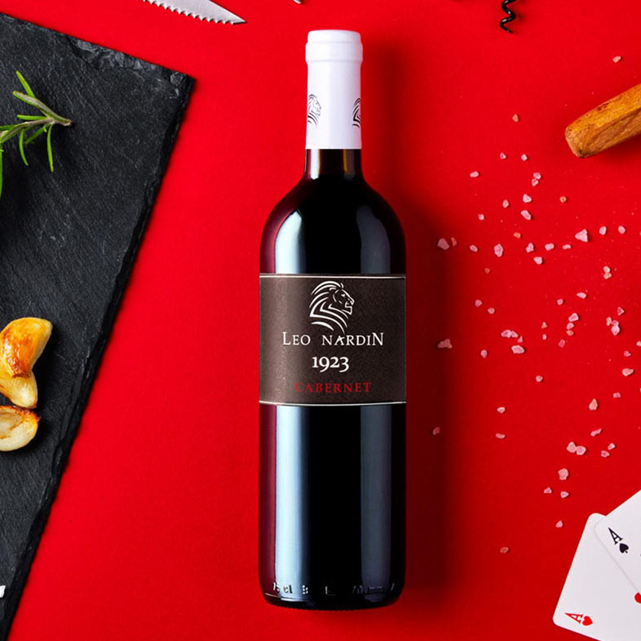 Leo Nardin - Vini rossi